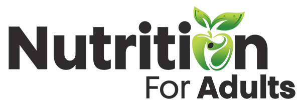 Nutrition For Adults Logo
