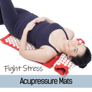Relax And Fight Stress With Acupressure Mats
