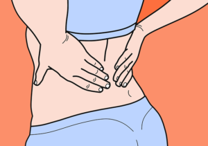 Muscle tension - Backpain