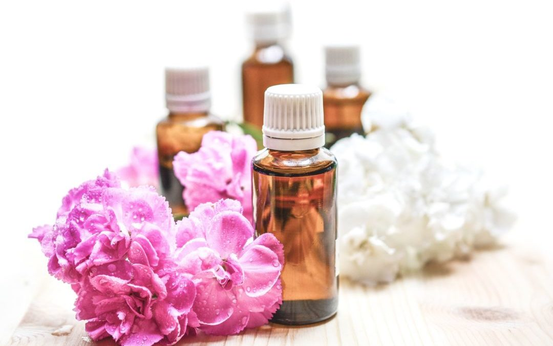Aromatherapy Essential Oils for Stress Relief