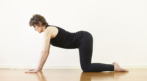Yoga for Insomnia and Sleep Disorders - Marjariasana