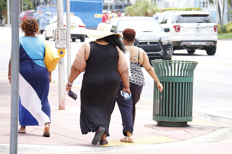 Obesity related health problems
