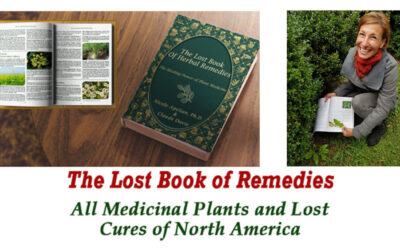 The Lost Book of Herbal Remedies by dr. Nicole Apelian