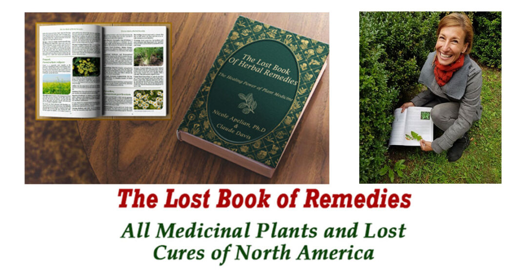 The Lost Book of Herbal Remedies – Medicinal plants of North America
