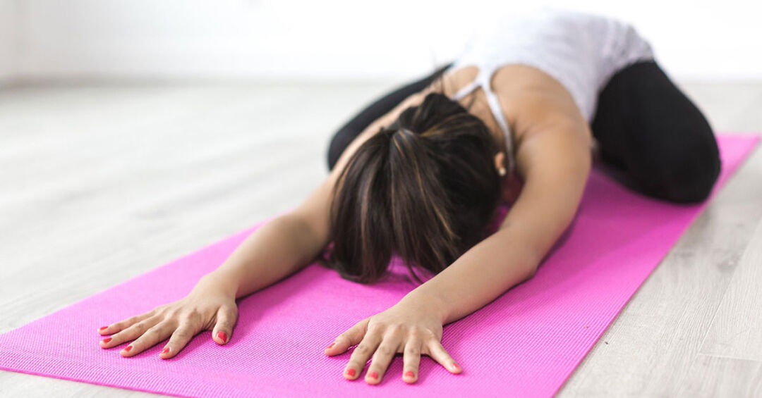 Yoga for stress management and stress relief